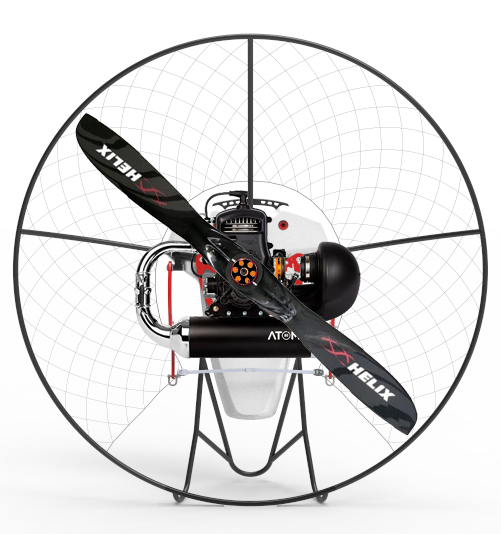EVO Aviation Rebel 2 RS + Atom80 + E-Prop