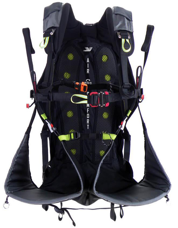 Apco Split-Legs Harness